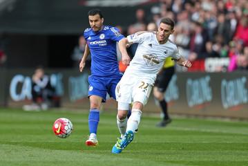 Swansea City v Chelsea - Barclays Premier League