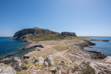 Favignana, Sicilia, Italia
