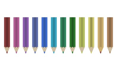 Pencil Color Set
