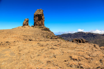 Roque Nublo. Gran Canaria. Spain
