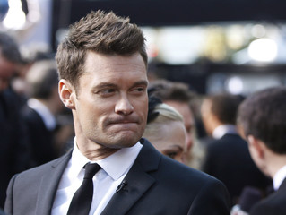 Radio and television personality Ryan Seacrest arrives at the 83rd Academy Awards in Hollywood