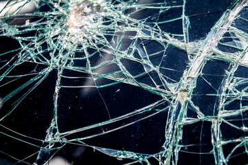 Broken Auto Window