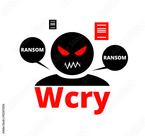 malware attack  ransom malware name is wanna cry  cyber virus