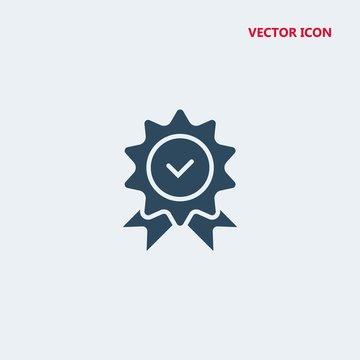 quality vector icon