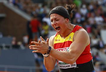 Athletics - European championships - Amsterdam