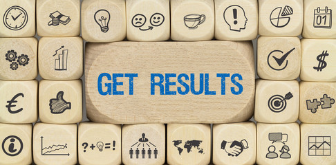 Get Results / Würfel mit Symbole