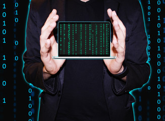 Protect your confidential data from hackers attack