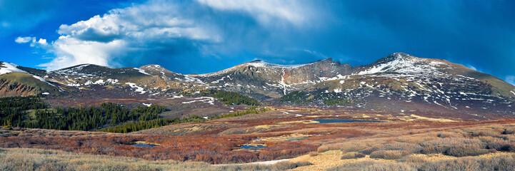 Mount Bierstadt - The Colorado Rocky Mountains