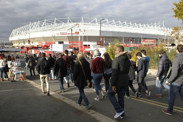 Sunderland v Arsenal - Premier League