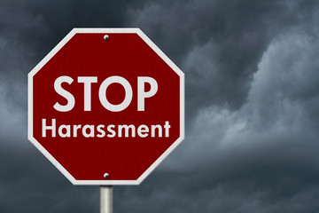 Stopping harassment