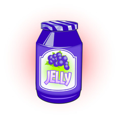 Jelly in a Jar