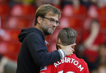 Liverpool v Watford - Barclays Premier League