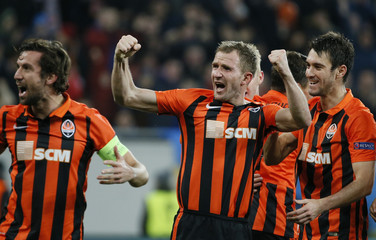 Football Soccer - Shakhtar Donetsk v Anderlecht - Europa League