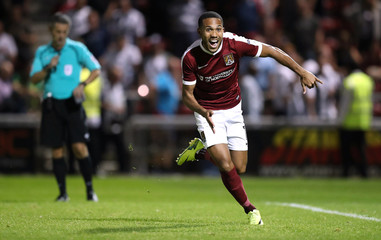 Northampton Town v West Bromwich Albion - EFL Cup Second Round