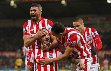Stoke City v Norwich City - Barclays Premier League