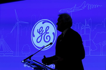 General Electric Co Chief Executive Jeff Immelt speaks at a news conference to discuss the company's plan to move its headquarters to the city of Boston in Boston