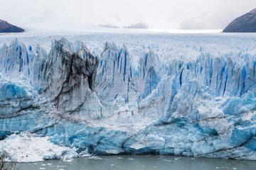 Up close: Detailed look at Argentina's Perito Moreno Glacier