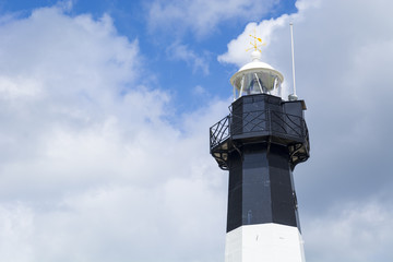 Lighthouse in Netherlands