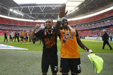 Hull City v Sheffield Wednesday - Sky Bet Football League Championship Play-Off Final