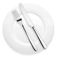 Finished, dining etiquette. Signs for the waiter, location of cutlery in different situations