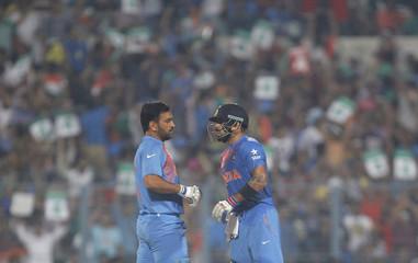 Cricket - India v Pakistan- World Twenty20 cricket tournament
