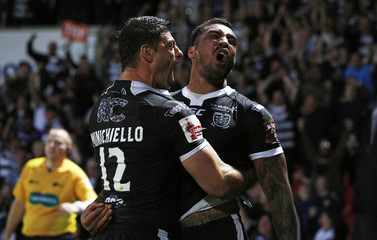 Wigan Warriors v Hull FC - Ladbrokes Challenge Cup Semi Final