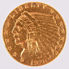 US 1928 Native American Coin