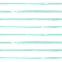 Brushstroke stripes, seamless pattern. Seamless vector striped background. - 152956055