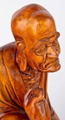 Wood Carving Buddhist