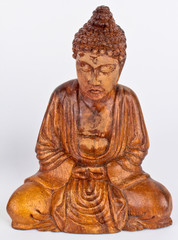 Wood Carvings Buddhist