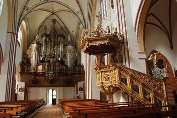 Kamien Pomorski - Katedra.