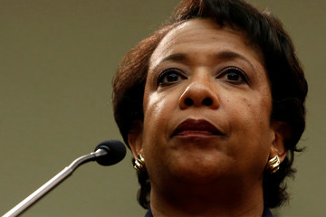 Lynch testifies before aHouse Judiciary Committee hearing on Capitol Hill in Washington, U.S.