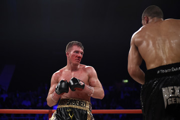 Nick Blackwell v Chris Eubank Jnr British Middleweight Title