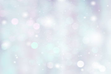 Abstract bokeh background blur.