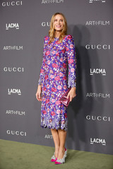 Actor Kelly Lynch poses at the Los Angeles County Museum of Art (LACMA) Art+Film Gala in Los Angeles