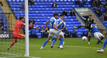 Peterborough United v Bury - Sky Bet League One