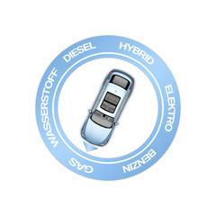 Alternative Antriebstechnologien, Automobil, Mobilität, Kraftsoff Gas