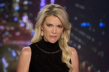 File photo of host Megyn Kelly preparing for her Fox News Channel show 'The Kelly File' in New York