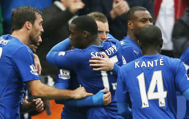 Leicester City v Crystal Palace - Barclays Premier League