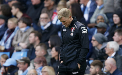 Manchester City v AFC Bournemouth - Barclays Premier League