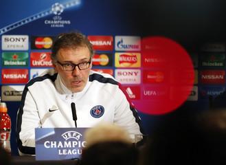 Paris St Germain Press Conference