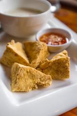 Thai Fried Tofu
