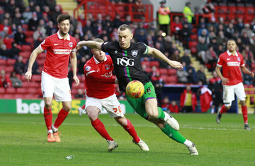 Charlton Athletic v Bristol City - Sky Bet Football League Championship