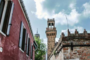 La torre di Burano