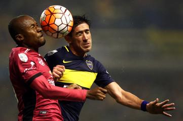 Football Soccer - Boca Juniors v Independiente del Valle - Copa Libertadores