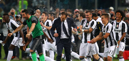 Lazio v Juventus - Italian Cup Final