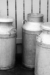 milk bucket, milk, bucket, milk can, wedding cake, milk maid, milk bottle, wooden bucket, milk splash, milk container  stock, photo, photograph, image, picture,