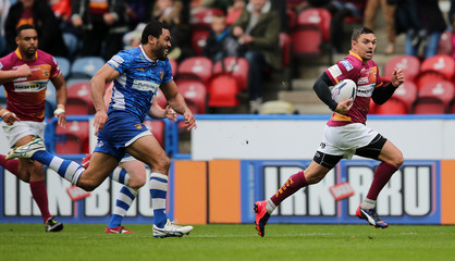 Huddersfield Giants v Wakefield Trinity Wildcats - First Utility Super League