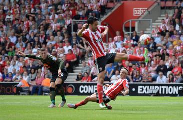 Southampton v Everton - Barclays Premier League