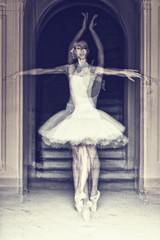 classic dancer overexposure